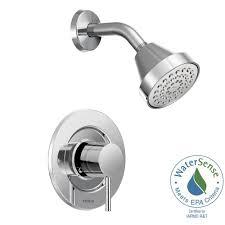 moen shower faucet. Align Single-Handle Posi-Temp Shower Faucet Trim Kit In Chrome (Valve Not Moen