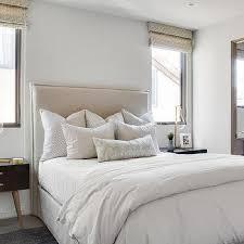white and tan bedding design ideas