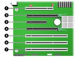 Hp Xw8400 Workstation Replacing Pci Slots Hp Customer