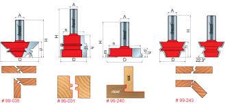 lock miter router bit. freud® 5 piece locking joint router bit set lock miter i