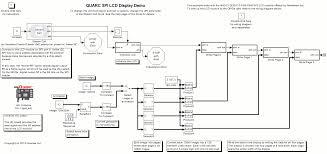 quarc spi lcd display demo quarc demos quarc spi lcd display demo simulink diagram