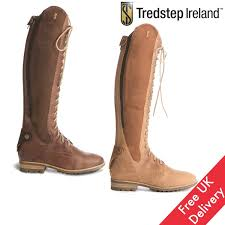 Tredstep Legacy Fitted Front Lace Country Boots