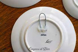 how to make plate hangers empress of dirt