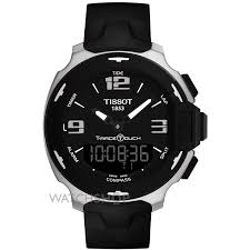 men s tissot t race touch alarm watch t0814201705701 watch mens tissot t race touch alarm watch t0814201705701