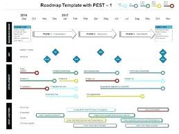 Project Roadmap Templates Project Roadmap Template Excel