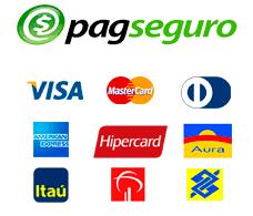 Resultado de imagem para pagseguro formas de pagamento