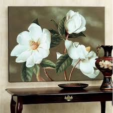amazing inspiration ideas magnolia wall art online symphony canvas paintings and flowers stickers framed market on magnolia canvas wall art with sweet looking magnolia wall art minimalist wayfair framed graphic