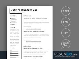 Smeme Simple Two Column Resume Template Resumgocom