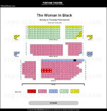 Fortune Theatre Seat Plan And Price Guide Theater Seating