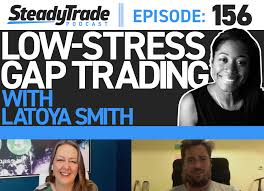 Ep 156: Low-Stress Gap Trading with Latoya Smith - SteadyTrade.com