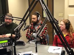 Rick Robins, Heidi Hall, Hilary Hodge, Tom Ivy, Ryan Gruver - KVMR  Community Radio