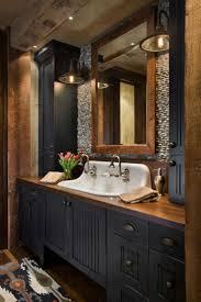 rustic bathroom vanity lights. Interior Design:Lighting Rustic Bathroom Vanity Lights With Bath Mirror And Flooring