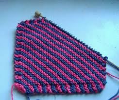 Knit Dishcloth Pattern Fascinating Make Cleaning Fun With Knitted Dishcloth Patterns