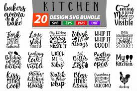 Eps, ai, svg, also jpg, png in ai, eps and files most buildings and items are separate objects which allow being arranged and colorized of your choice. 20 Kitchen Svg Bundle Graphic By Handmade Studio Creative Fabrica Svg Money Making Projects Good Jokes