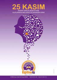 25 Kasım Kadına Şiddet Eğitim-İş Çanakkale Şubesi