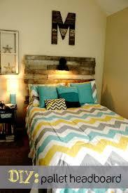 Yellow, grey & teal chevron comforter