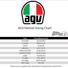 Agv Corsa R Size Chart Agv Corsa R Mir Winter Test 2018 Helmet