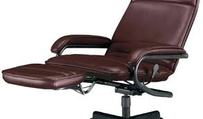 reclining executive office chair executive office chair recliner free by reclining desk chair reviews