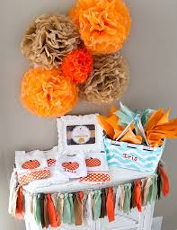 Autumn Party Ideas For A Baby Shower  Catch My PartyBaby Shower Fall Ideas