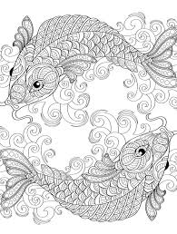 Small Picture 373 best Coloring pages to print Underwater images on Pinterest