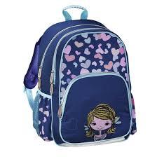 Рюкзачок <b>Hama Lovely</b> Girl 139091, полиэстер, 28х37х16 см ...