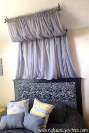 Bed Canopy Diy Diy Bed Canopy With Curtains Curtain Menzilperdenet