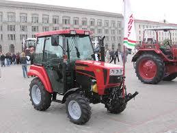 Новый трактор Беларус Самый маленький трактор Трактора МТЗ  Трактора МТЗ Новый трактор Беларус 422