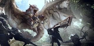 Monster Hunter World Tops Februarys Best Selling Video