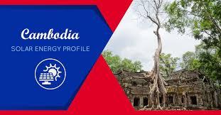 Cambodia Solar Profile Cambodia Reaches A Climate Change