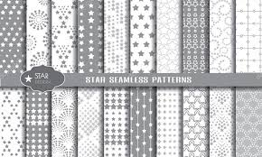 Illustrator Pattern Swatches Enchanting Vector Star Seamless Pattern Backgroundpattern Swatches Included