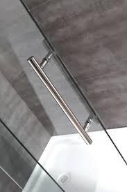 glass sliding shower doors frameless. Aston SDR978-SS-60-10 60\ Glass Sliding Shower Doors Frameless P