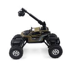 <b>Радиоуправляемый гоночный</b> джип с видео камерой Crawler ...