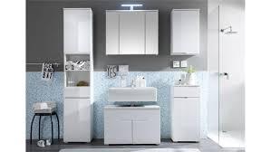 Schrank Fürs Bad Kommode Spice Badezimmer Bad Schrank In Weiß