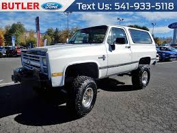 Chevrolet Blazer 4wd In Oregon For Sale ▷ Used Cars On Buysellsearch