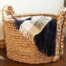 23 wicker baskets that look like décor but work as storage
