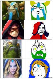 When DotA 2 Heroes turned to Memes - DotaTalkDotaTalk via Relatably.com
