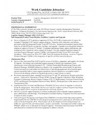 operations and logistics resume template resume templat logistics operations and logistics resume template resume templat logistics