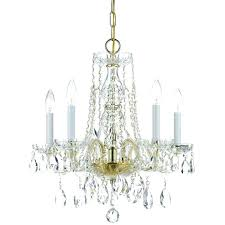 crystorama paris flea market chandelier mini chandelier traditional crystal 5 light crystal brass mini chandelier ii flea market crystorama paris flea