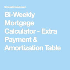 Calculate Mortgage Payment Excel Home Calculator Template For 2 With
