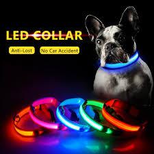 <b>USB Charging Led</b> Dog Collar