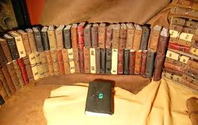 leather bound books for personalized journals no boundaries old harry potter blank