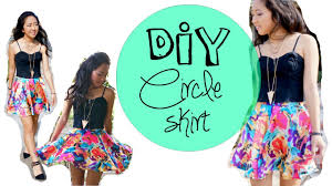 Circle Skirt Chart Circle Skirt 101 Measurements Pattern How To Hem A Circle Skirt