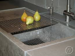 Stylish Concrete Sinks Designed To Energize The Kitchen And Bath Concrete Sink Kitchen