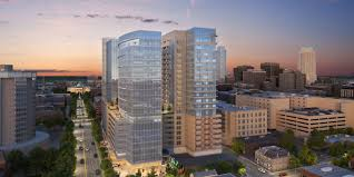 Design Development Raleigh Nc Raleigh Crossing Is Name For New 3 Tower Project From