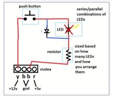 4 pin push button switch wiring diagram 4 pin push button switch 4 pin push button switch wiring diagram need help wiring a led to a push