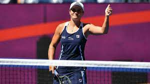 Barty ignores momentum for US Open ...