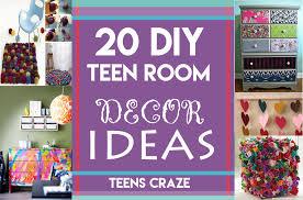 diy teen room decor ideas 20 step by step tutorials