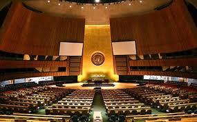 Генеральная Ассамблея ООН Википедия Генеральная Ассамблея ООН