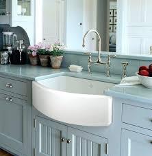 30 farmhouse sink. 30 Inch Farm Sink Original Waterside Apron Front Kitchen Deep Blanco Farmhouse
