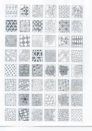 Zentangle Pattern Ideas Amazing ZENTANGLES And MANDALAS A Blog By Kath Kathy Harney